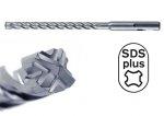 Hitachi/Hikoki Wiertło udarowe 10x450mm SDS Plus 4-spiralne 4-ostrzowe