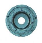 Tarcza diamentowa 100 mm do szlifowania betonu cegły kamienia glazury DD-4C dwurzędowa 100 x 4,5 x 7 x 22.2mm