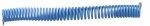 ADLER Wąż spiralny pneumatyczny PU 6x4mm - 3 m