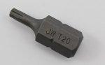 Jonnesway Końcówka TORX T20x30mm 6-kątna 10mm D130T20