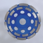 Diamentowa ściernica garnkowa 125x22,2  DD