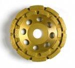 Tarcza diamentowa 100mm do szlifowania betonu CW100HG-E7 dwurzędowa 100 x 4,5 x 7 x M14mm