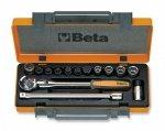 Beta 1494/C14A Zestaw nasadek 1494 14szt