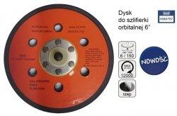 Dysk elastyczny 6 do szlifierek orbitalnych AD-787, AD-1387