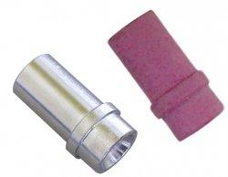 ADLER Dysza ceramiczna i metalowa do piaskowania 6mm 2 szt.