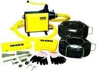REMS Cobra 32 Set 32 Elektryczna maszyna do czyszczenia rur