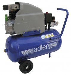 ADLER sprężarka jednocylindrowa 8bar 25L AD 255-25-2