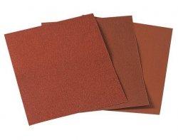 Wolfcraft Papier szlifierski 230x280 mm gr.400, Super