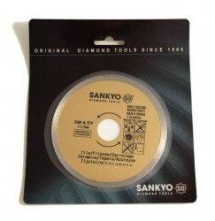 Tarcza diamentowa 180 mm do cięcia glazury ceramiki szkła terakoty SM-7Y ciągła 180 x 1,6 x 5 x 25,4mm