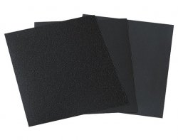 Wolfcraft Papier szlifierski 230x280mm gr.80, wodny