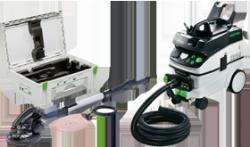 Festool PLANEX LHS 225/CTM 36 E AC-Set