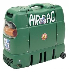 FIAC Kompresor Bezolejowy AIRBAG HP 1,0