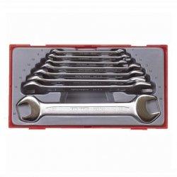 Klucze płaskie 6-22mm Tengatools TT6208