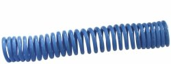 ADLER Wąż spiralny PU 10x6.5mm 20m bez złączek