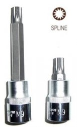 Jonnesway Klucz wpustowy SPLINE M10x55 z nasadką 1/2 S64H4110