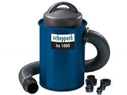 SCHEPPACH Urządzenie odciągowe 50L 1100W HA1000