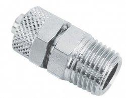 ADLER Złączka zaciskowa gwint 1/8z  8x6mm