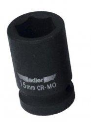 ADLER Nasadka udarowa 1/2 krótka 17mm