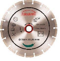 ABRABORO Tarcza diamentowa 125x22x7 uniwersalna N16