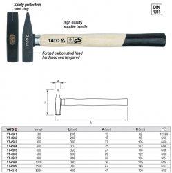 YATO Młotek ślusarski 500 g YT-4505