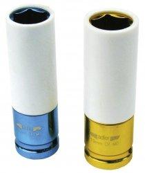 ADLER Nasadka udarowa 1/2 do felg aluminiowych 17mm