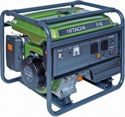 HITACHI Agregat prądotwórczy E40MA