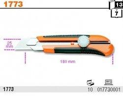 Beta 1773A Nożyk ostrze 25mm