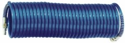 ADLER Wąż spiralny PA pneumatyczny 10x8mm 15m