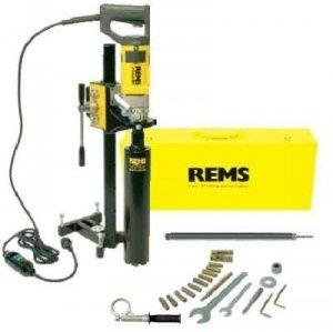 REMS Picus S1 Set 62 Simplex Elektryczna wiertnica diamentowa