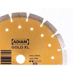 Adiam tarcza diamentowa GOLD XL Ø125x22,23mm