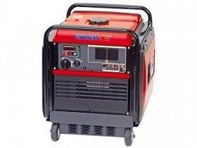 Endress agregat prądotwórczy 4500 T Silent