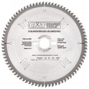CMT Piła do aluminium 190x30x64z 296.190.64M
