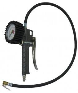 ADLER Pistolet do pompowania PROFI  0-12bar 0-170psi