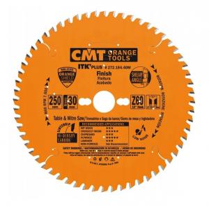 CMT Piła ultra cienka do drewna sklejki 184x30 40z