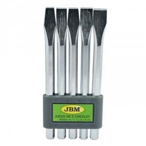 JBM Przecinaki płaskie 10-16 mm 5szt