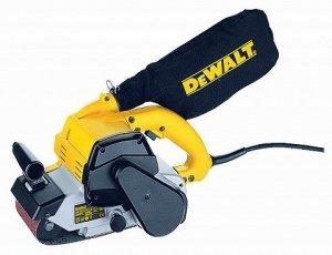 DeWalt DW650E Szlifierka taśmowa