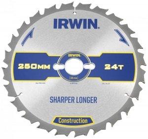 IRWIN HPP IR CON Piła Tarczowa do drewan 300x30mm 60Z
