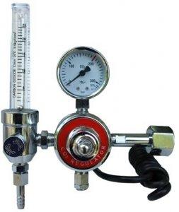 Magnum reduktor Ar/CO2 seria 07 1-rotametr + podgrzewacz