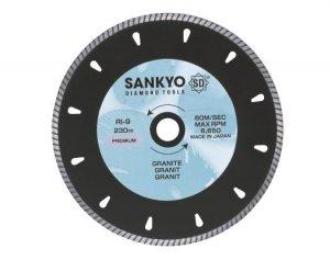 Tarcza diamentowa 175 mm do cięcia betonu klinkieru RI-7 ciągła 175 x 2,2 x 6 x 22.2mm