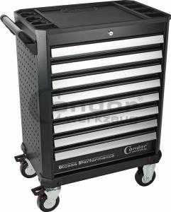 Condor Wózek narzędziowy 8 szuflad