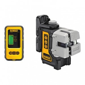DeWalt DW089KD Laser liniowy samopoziomujący