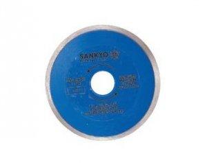 Tarcza diamentowa 201 mm do cięcia glazury ceramiki szkła terakoty SM-8GE ciągła 201 x 1,4 x 5 x 30mm