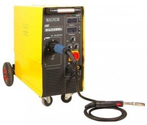 Półautomat migomat MIG 280MMA/IGBT inwerterowy