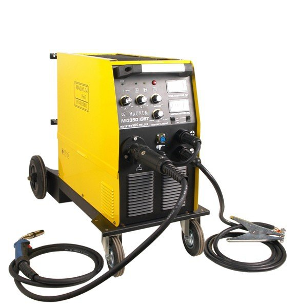 Półautomat migomat MIG 350 C IGBT inwerterowy