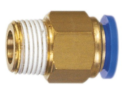 ADLER Końcówka AUTO pneumatyka 1/8z -4mm