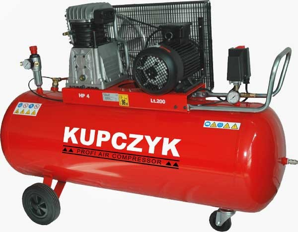 KUPCZYK Kompresor Sprężarka KK 540/200