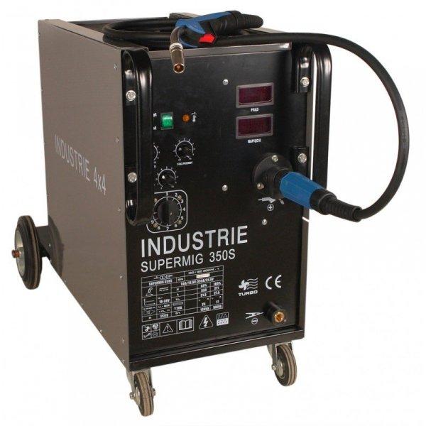 Półautomat migomat SUPERMIG 350 S 4x4 INDUSTRIE Transformatorowy
