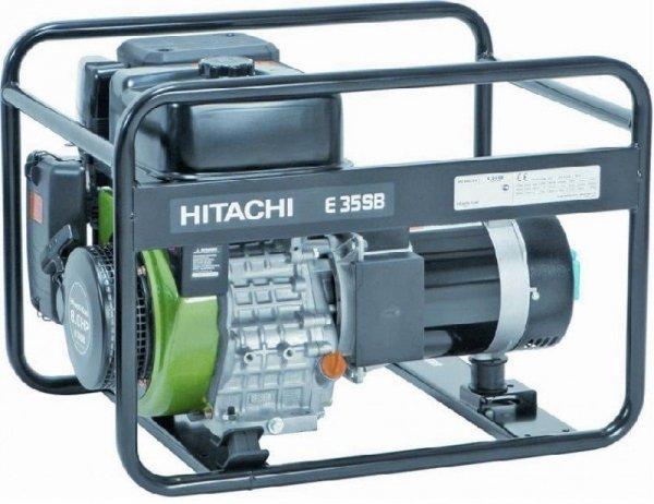 HITACHI Agregat prądotwórczy E35MB
