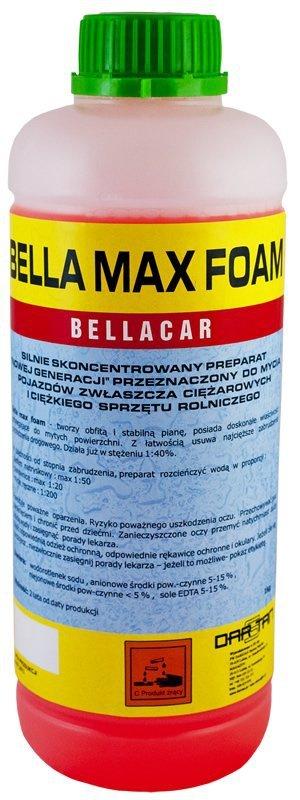 Płyn czyszczący Aktywna piana 30L BELLA MAX FOAM-SUPER