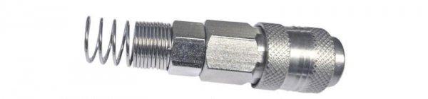 ADLER Szybkozłączka na przewód ze sprężyną 12x10mm